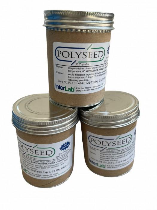 POLYSEED โพลีซีด 50 capsules สั่งต่างประเทศ 15-30 วัน
