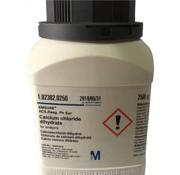102382 calcium chloride Brand Merck