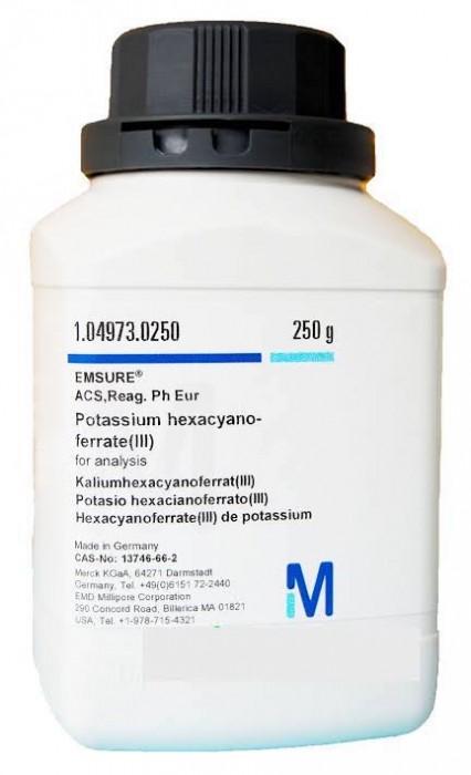 104973 Potassium Hexacyanoferrate (III) Merck