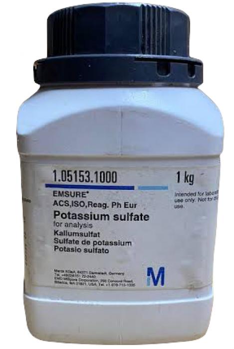 105153 Potassium sulfate Merck